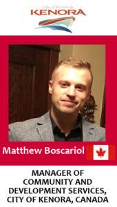 Matthew Boscariol